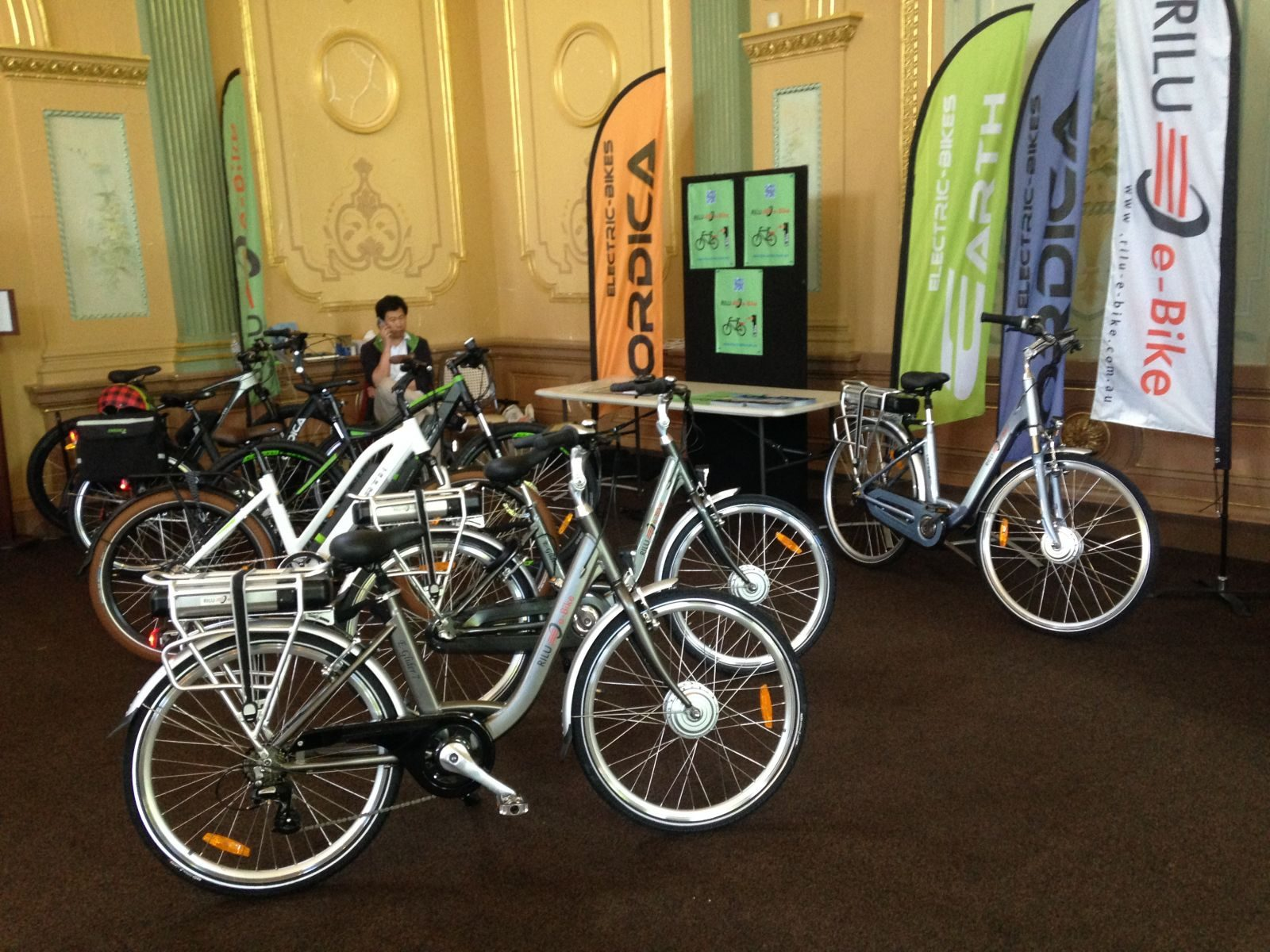 2016 Bendigo Cycling Innovation Showcase